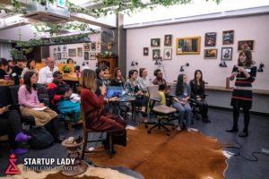 Startup Lady Japan RYOZAN PARK 6F