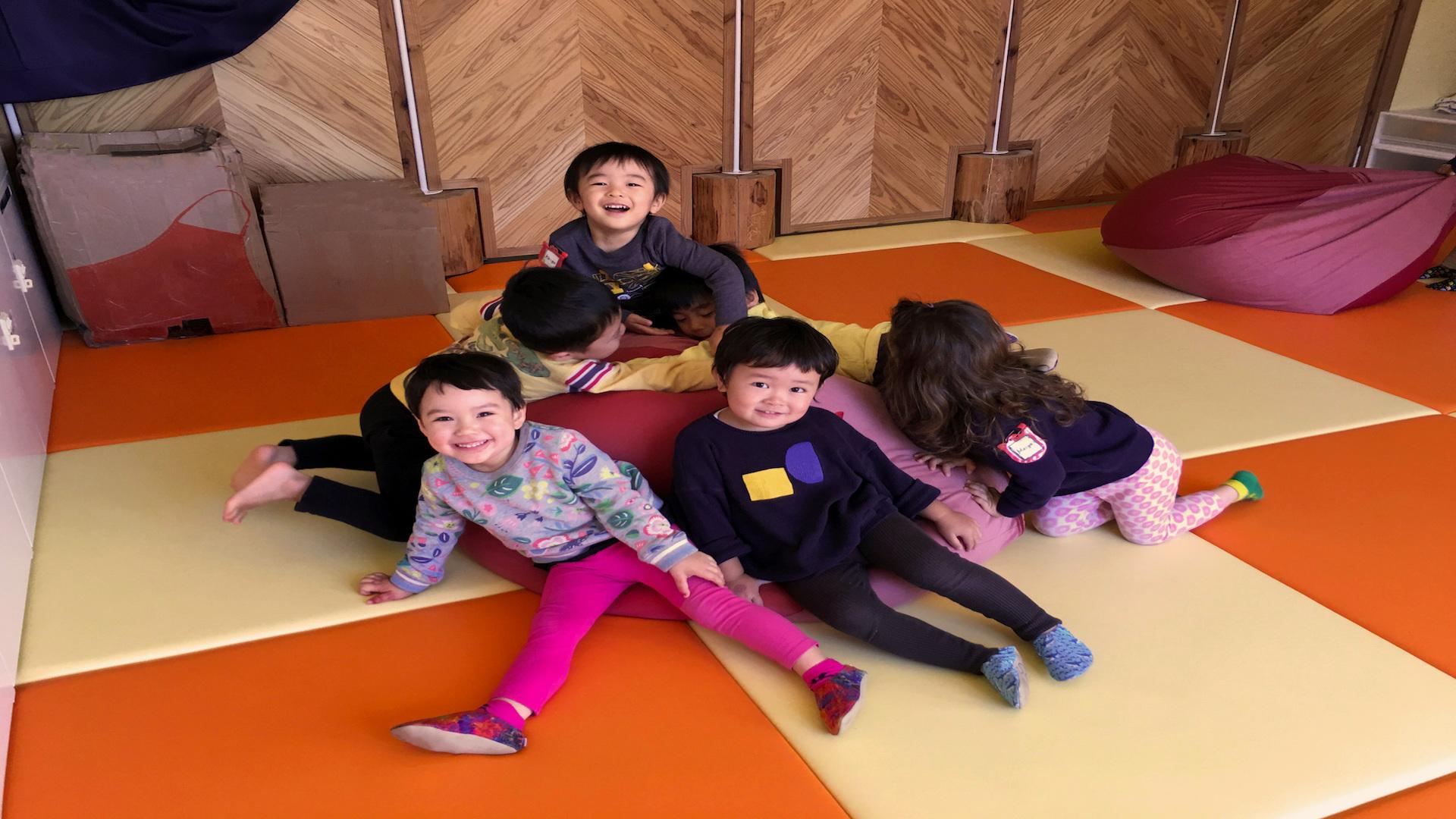 preschool kids tokyo