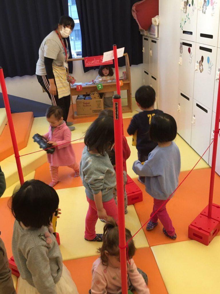 English Preschool Tokyo Playtime