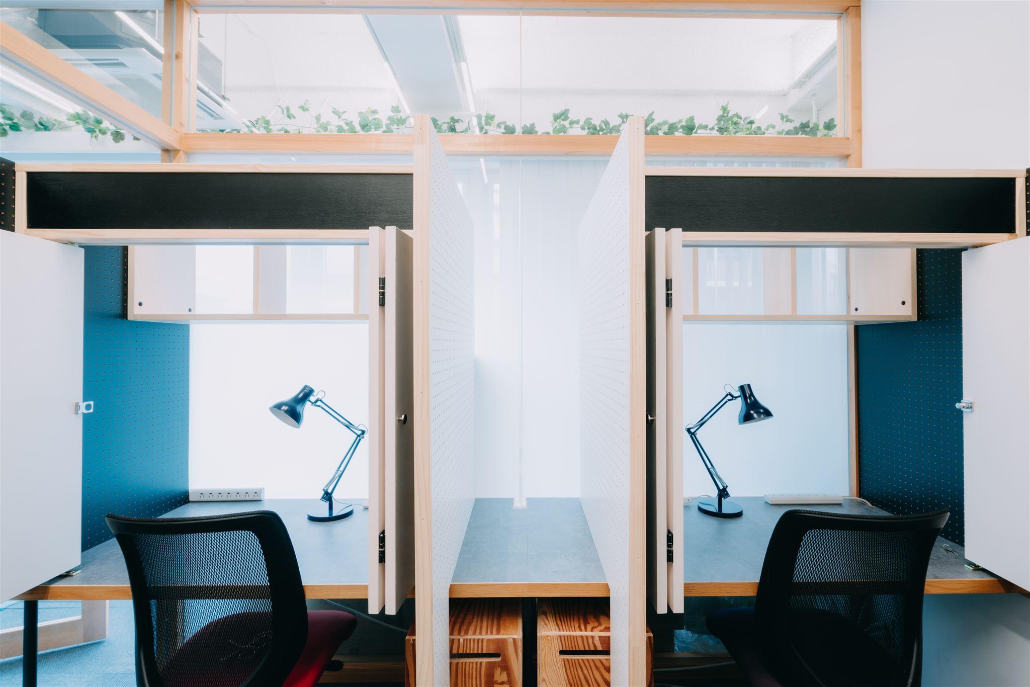 Otsuka Private Booth in Tokyo