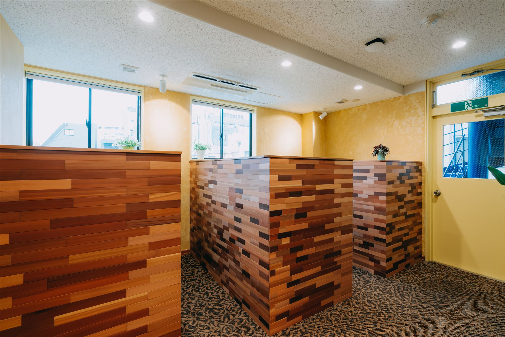Private Booths at Ryozan Park Grand in Sugamo Tokyo